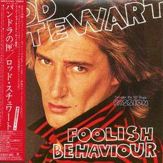 Rod Stewart - Foolish Behaviour - Japan Mini LP SHM - WPCR-13342 - CD