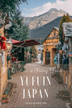 Discover the fairytale town to enjoy hot spring in Japan - Yufuin (湯布院). Read here for tips on Yufuin transportation, best things to do in Yufuin Japan, what to eat in Yufuin, Yufuin ryokan and more. #yufuin #japan #ryokan