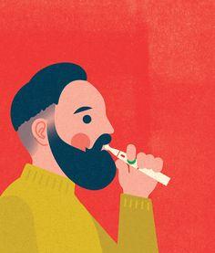 Adam Howling Electronic Cigarette