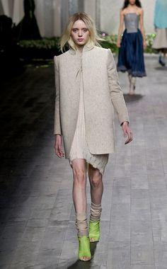 @roressclothes clothing ideas #women fashion Vionnet Fall 2014