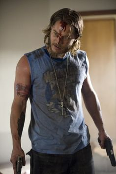 Still of Travis Fimmel in The Baytown Outlaws (2012)