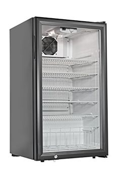 Grindmaster Cecilware CTR3.75 Kitchen counter Fridge 5 Shelves, 3.8 Cubic Feet, Black - http://onlinebusiness-rc.com/kitchen/grindmaster-cecilware-ctr3-75-countertop-refrigerator-5-shelves-3-8-cubic-feet-black/