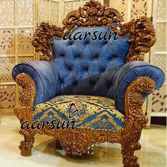 Luxury, Royal Furniture, Sofa, Seater Sofa, Teak Wood, Sofa Chair, Sofa Set, Carved Furniture, Carved Sofa