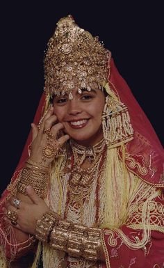 Algerian Culture | Algerian Traditional Dresses