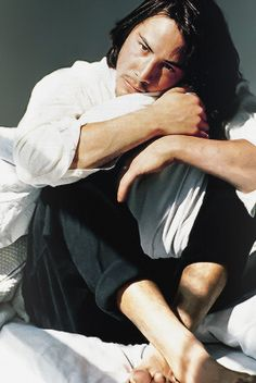 Keanu Reeves..love this picture of him ❤