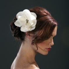 Flower, hair