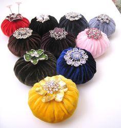 Pincushions by esmeralda
