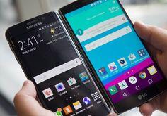 LG G4 VS Samsung Galaxy S6 Brand