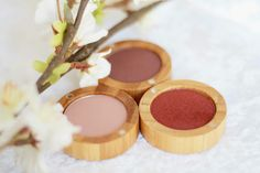 ZAO makeup eyeshadows have amazing pigments and are so long lasting! Not to mention they come in this gorgeous packaging AND are natural and organic http://www.gloworganicbrighton.co.uk/collections/makeup-1/products/zao-makeup-matte-eyeshadow