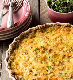 Smoked Trout Quiche Quiche Recipes, Brunch Recipes, Breakfast Recipes, Dinner Recipes, Smoked Trout, Smoked Fish, Smoked Salmon, Seafood Dishes, Seafood Recipes
