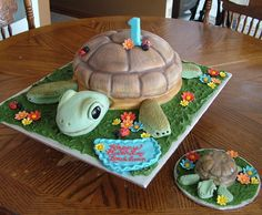 Mr.turtle  on Cake Central
