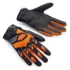 Motocross full finger gloves