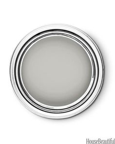 The best paint colors for this year: Benjamin Moore Sea Haze 2137-50 paint