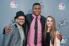 'The Voice': Season 6's top 8 contestants are revealed #TheVoice