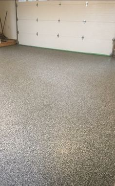 Garage Floor Epoxy For Example Im Interested In One That Does Not - Garage floor tracks
