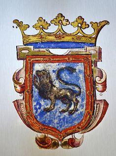 Ayuntamiento.Escudo de Pamplona.