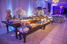 Casamento da Rê: decoração da festa - Closet da Rê