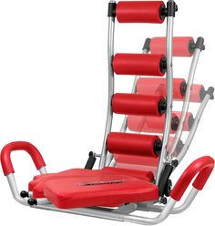 #AbRocket offers maximum support in performing your daily #workouts which include crunches, half #crunches, sit ups, reverse crunches and other Ab exercises. This wonderful health care and body shaping #machine is perfect for flattening and toning the #abdominal part of the #body.