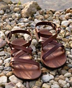 b10626aa5ff4 Unisex kožené barefoot sandály Menkaure