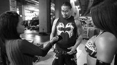 Un raro vistazo a WrestleMania 32: fotos