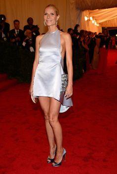 2012 MET - Gwyneth Paltrow in Prada