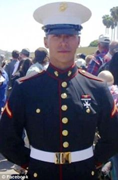 marines uniforms makes every guy hotter