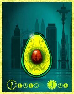 Avocado - Pearl Jam