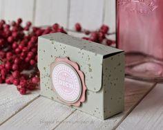 "{ Conibaers creative desk } Constanzes kreatives Blog: Anleitung ""Mini-Box"""