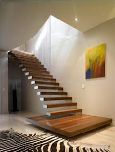 9 best Modern Staircase Design images on Pinterest | Modern stairs ...