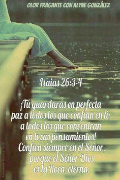 Isaias 26.3