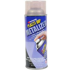 Plasti Dip® Aerosol Red Metalizer Plasti Dip® Aerosol Red Metalizer, it enhances the look by adding a shimmering, metallic finish while letting the color of the base Plasti Dip® show through. Dips, It Is Finished, Personal Care, Red, Metallic, Base, Color, Products, Colour