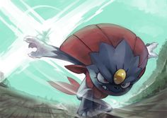 Fav Ice Type - Weavile by KoiDrake.deviantart.com on @deviantART