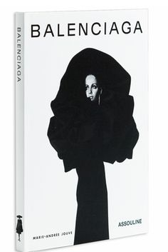 balenciaga coffee table book