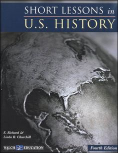 Short Lessons in U.S. History Stdt & Ans Key