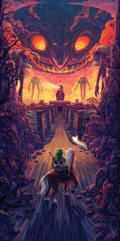 The Legend Of Zelda, Legend Of Zelda Breath, Adc Wallpaper, Imagenes Dark, Arte Dark Souls, Zelda Tattoo, Link Zelda, Breath Of The Wild, Video Game Art