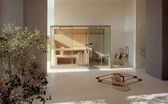 Mid sauna and Hammam system - Effe Canadian Hemlock, Finnish Sauna, Steam Generator, Best Spa, Turkish Bath, Steam Showers, Shower Heads, Clear Glass, Saunas