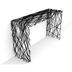 Arktura Strand Console - takes ages to receive the product, but their designs are very cool and innovative
