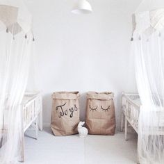pinned by barefootblogin.com the boo and the boy: shared kids' rooms