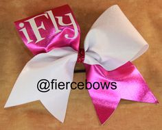 Hey, I found this really awesome Etsy listing at http://www.etsy.com/listing/127565412/cheer-bow