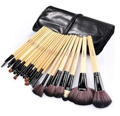 Top 10 brochas de maquillaje profesional archivos - Amazon tops 10 Cosmetic Kit, Makeup Brush Set, Makeup Cosmetics, Natural Hair Styles, Make Up, Amazon Fr, Products, Eye Liner, Contouring