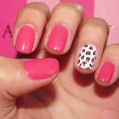 love the glam nail!