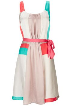 love this teal, pink and blush together!