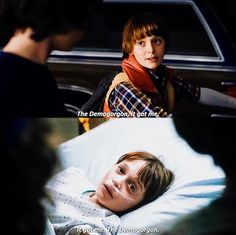 Will byers. I feel the worst for this poor kid. Wish I could just give him a big ole squeeze