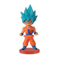 Banpresto Dragon Ball Z Super World Collectible Warriors God Goku Figure - Radar Toys
