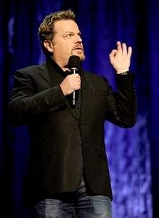 Eddie Izzard has pledged to learn to speak Arabic ahead of Middle Eastern shows. Kevin Mazur / Getty Images for Amnesty International / AFP
