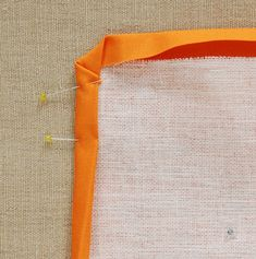 Use for corners on quilts? looks easier than before.... nut cute napkin ideas!! Linen Thanksgiving Napkins - The Purl Bee - Knitting Crochet Sewing Embroidery Crafts Patterns and Ideas!