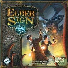 1-8 Players / 90 min. –– Elder Sign on BoardGameGeek