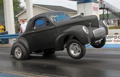 gassers | 41 Willys gasser 300x194 Auto Monday Gassers and wheelies