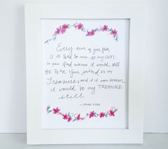 Jane Eyre quote, nursery print, wall art. Pin now, check out etsy shop later!