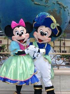 Disney   Mini and Mickey